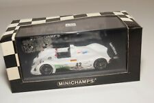 WW 1:43 MINICHAMPS BMW V12 LMR SEBRING 1999 MIB