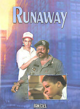 Runaway - Charles Dutton Jasmine Guy DVD 2004 FS Films Families