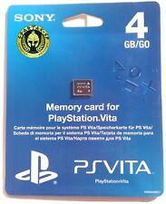New  Memory Card for Playstation Vita 4 GB