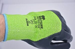 Extra Thick Gardening Safety Gloves Heavy Duty Nitrile Gloves Recycling Glass
