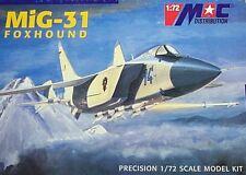 MAC 1/72 Mig 31 Fox Hound Aircraft 72039
