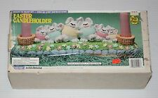 Wee Crafts Paint Kit EASTER CANDLEHOLDER #21107 BRAND NEW OLD STOCK