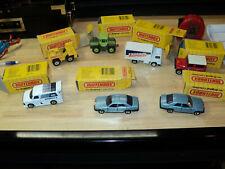 1983 matchbox car lot