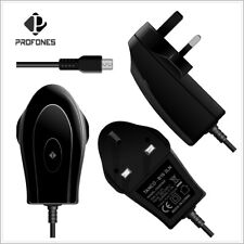 FULL SAFETY CE UK MAINS WALL UK PLUG HOME CHARGER FOR SONY XPERIA EXPERIA P/S/U