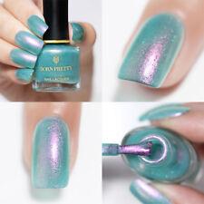 6ml BORN PRETTY Nail Art Polish Chameleon  Glitter Blue Varnish BP-FS01
