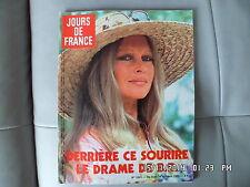 JOUR DE FRANCE N°1501 8 OCTOBRE 1983 BRIGITTE BARDOT     G71