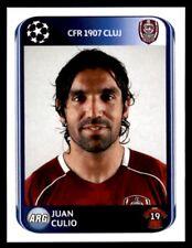Panini Champions League 2010-2011 Juan Culio CFR 1907 Cluj No. 338
