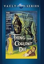 The Thing That Couldn't Die 1958 (DVD) William Reynolds, Andra Martin - New!