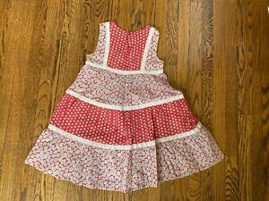 NWOT MINI BODEN dress girls size 7-8