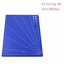 Paper Board Card Fabric Leather Scale Plate Grid Lines Cutting Mat A4