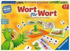Ravensburger Spielend Neues Lernen Lese- Rechtschreibspiel Wort für Wort 24955
