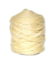Yellowish  -  100% Merino Wool Jumbo Giant Chunky Extreme Yarn Arm Knitting 1kg