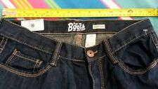 Original Girls' OSHKOSH B'gosh pants jeans Size 10 P Denim Blue Bootcut NWT -