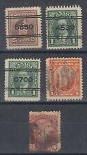 ancien timbres canada