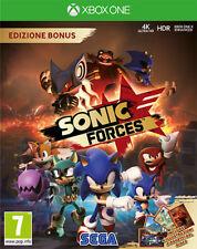 Sonic Forces Bonus Edition - XBOX ONE ITA - NUOVO/SIGILLATO [XONE0495]