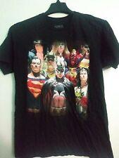 Justice League Cotton T-shirt Adult Large