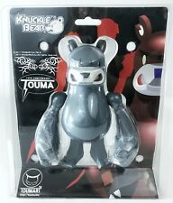 "Touma Ice Watch 7"" Knuckle Bear 2011 Limited 10th Anniversary Vinyl Toy Kaiju"