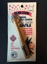 """Florida Marlins 1996 4"""" Mini Key Chain Bat Miami Wood Keychain Ring New Nip"""