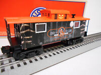 Lionel 6-84781 ELX Halloween Caboose End of the Line Express MIB
