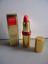 MASTERS COLORS COULEUR LEVRES ROUGE ECLAT 13 LIP COLOR BRILLIANT RED lèvres