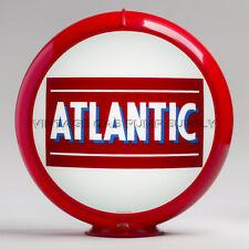 """Atlantic Bar 13.5"""" Gas Pump Globe w/ Red Plastic Body (G432)"""