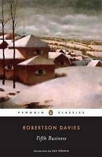 NEW Fifth Business (Deptford Trilogy) by Robertson Davies