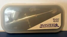 Master Dual-Action Gravity Feed AIRBRUSH Model G22