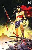WONDER WOMAN #62 Scalera Variant DC Comics 2019 NM 01/16/19