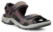 Scarpe da uomo sandali da sport marrone con velcro