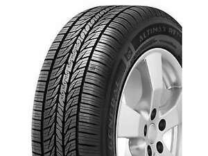 1 New 235/60R16 General Altimax RT43 Tire 235 60 16 2356016