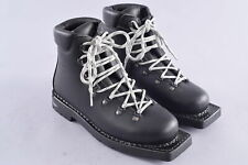 Scarpa Tour Leather Nordic Ski Boots Uk 5.5 Black/Nero 47287 Nordic Norm 75mm