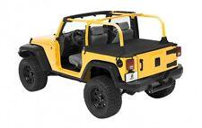 Jeep Wrangler Jk 2 puertas cubierta TAPA MALETERO Negro Bestop 07-16