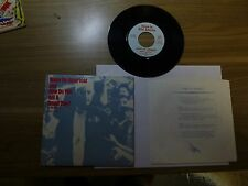 Old 45 RPM Record - Voices in Vital America - Wake Up America! / How Do You Tell