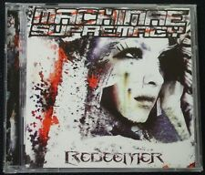 Machinae Supremacy - Redeemer CD (2006 Spinefarm)