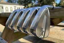 New listing PXG 0211 COR2 Iron Set 6-W Excellent!