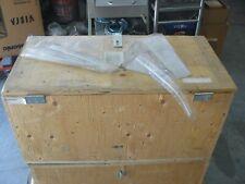 Alcatel 2012A dual stage rotary vane vacuum pump