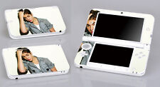 Justin Biebe 324 Vinyl Decal Cover Skin Sticker for Nintendo 3DS XL/LL
