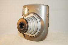Polaroid Mio, lomography,uses fuji instax mini, fantastic plastic (b46) silver