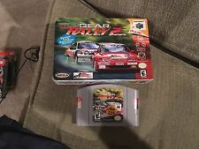 Top Gear Rally 2 (Nintendo 64, 1999) Used