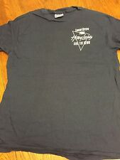 Local Crew Fore Huey Lewis And The News T-Shirt Tag Size L (Fits Like A Small)