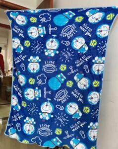 doraemon blue Blanket Throw Blankets nap quilt quilts 140x100CM model