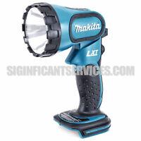 Makita 18V DML185 Lithium Ion Cordless Battery Light w/ Bulb 18 Volt Lamp Work