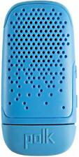 Polk BOOM Bit Clip-On Wireless Bluetooth Speaker - Sports Blue