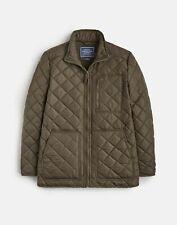 Joules Mens 207455 Fleece Lined Qulited Jacket - Ctrybrn