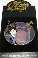 Disney Evil MALEFICENT & Diablo Charm School Pin Limited Edition of 1,000 MINT