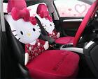 Hello Kitty Plush Fashion Cute Four Seasons Universal Car Seat Cover Cushion