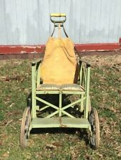 Vintage Antique Columbia Tuk-A-Way Baby Stroller 1950's Rare