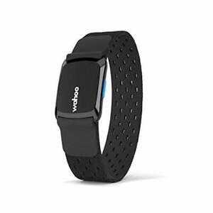 Wahoo Fitness TICKR FIT Heart Rate Monitor Armband Bluetooth/ANT+  Black