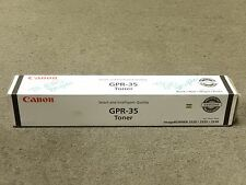 Canon GPR-34 GPR34 Black Toner 2786B003AB IR 2535 Genuine New Sealed Box