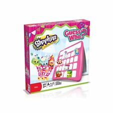 Shopkins Guess Who? Game